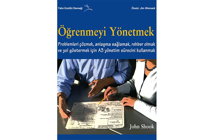 öğrenmeyi yönetmek kitabı