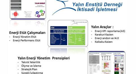 Yalın Enerji Yönetim Sistemi