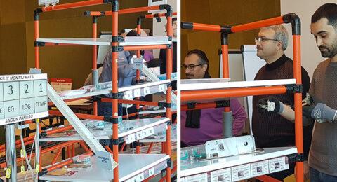 Yalın Model Fabrika eğitimi 8 Aralık 2018