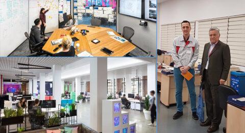 Yalın Entegre Ofis Tasarımı manşet