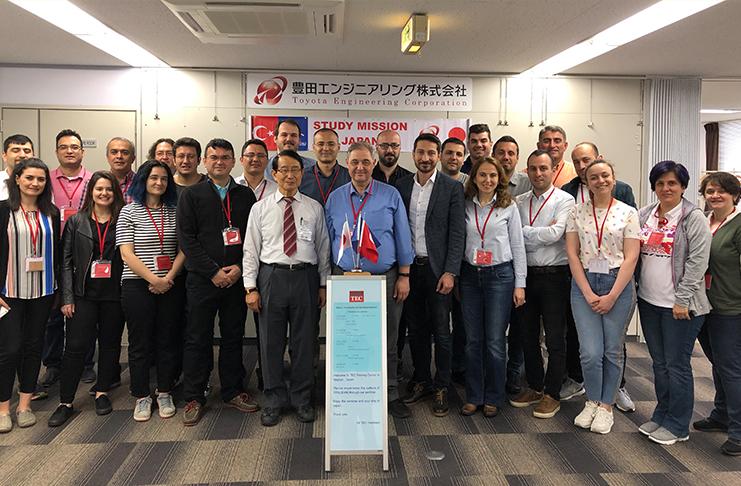 STUDY MISSION JAPAN, Mayıs 2019-manşet