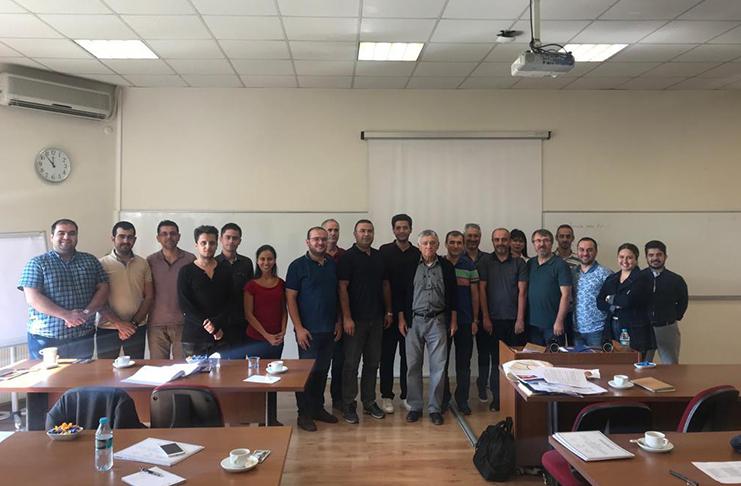 SVGM Organizasyonu ile Yalın Üretim ve Yalın Model Fabrika Eğitimleri TÜSSİDE'de Gerçekleşti