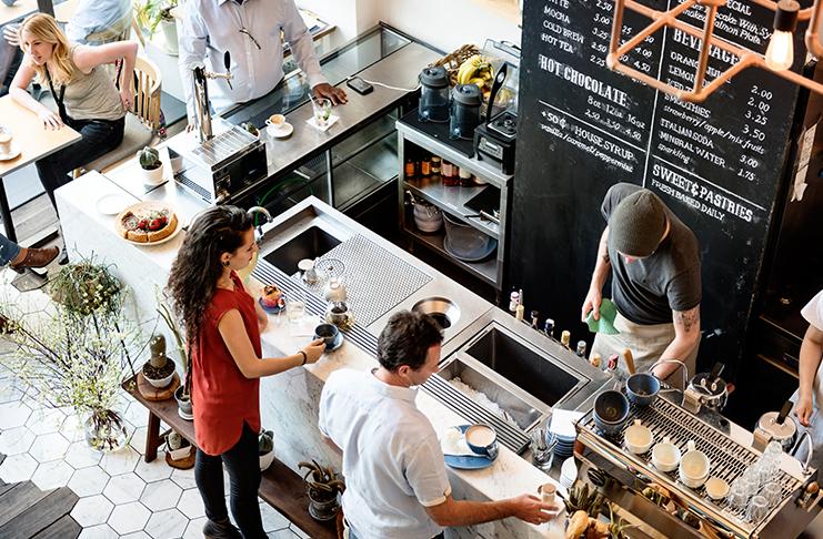Bir Cafe-Pastane Zincirinde Yalın Uygulamalar