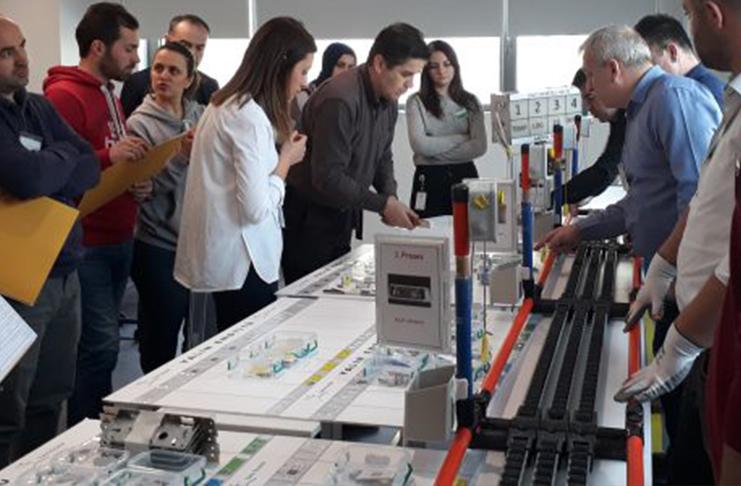 Yalın (Toyota Tarzı) Üretim Sistemi Otomasyon Ortamında Öğrenilebilir mi?