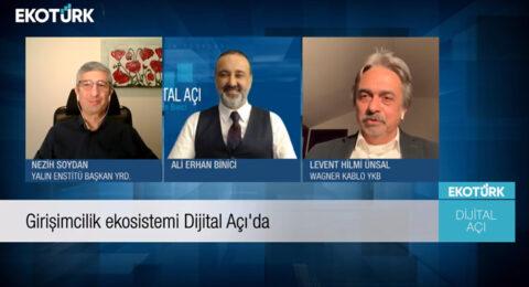 Nezih Soydan - EkoTürk TV Dijital Açı Programı Katılımı