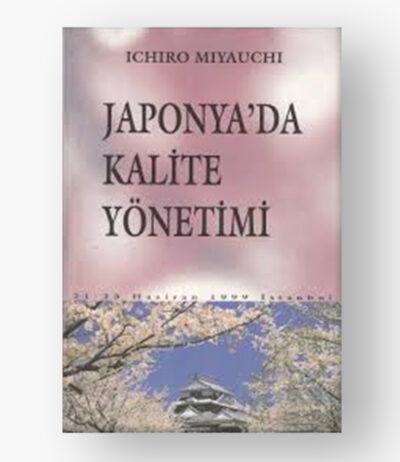 Japonyada Kalite Yönetimi Kitabı