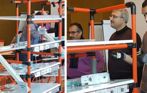 Uygulamalı Model Fabrika Eğitimi